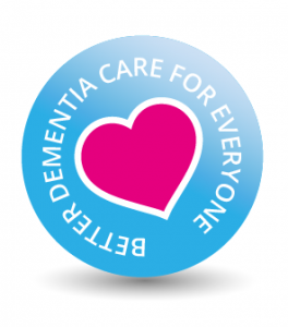Better Dementia Care For Everyone Logo