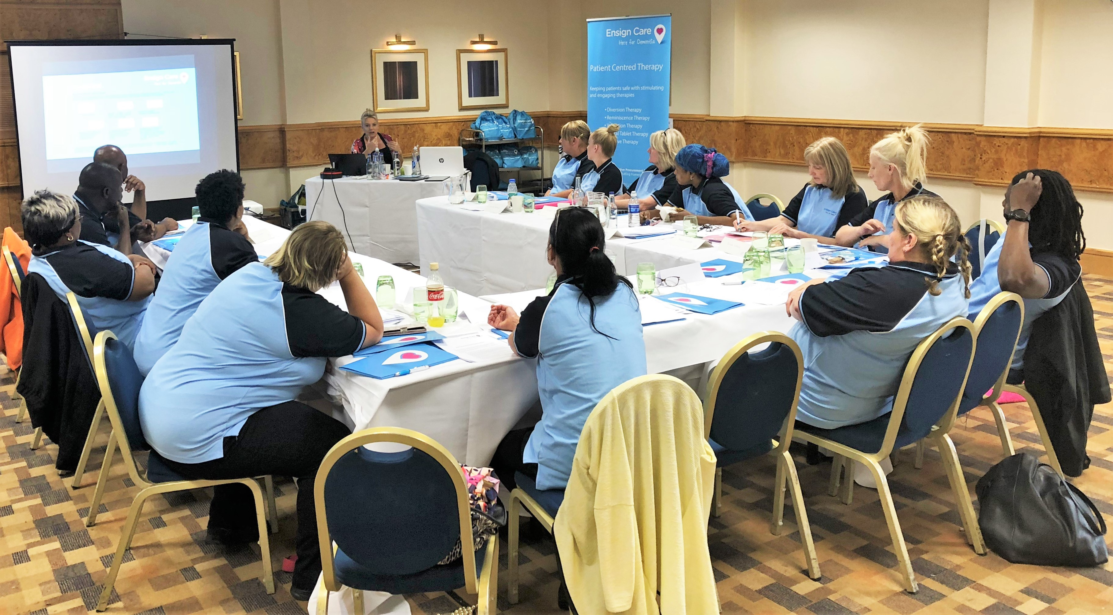 Dementia Support Workers training