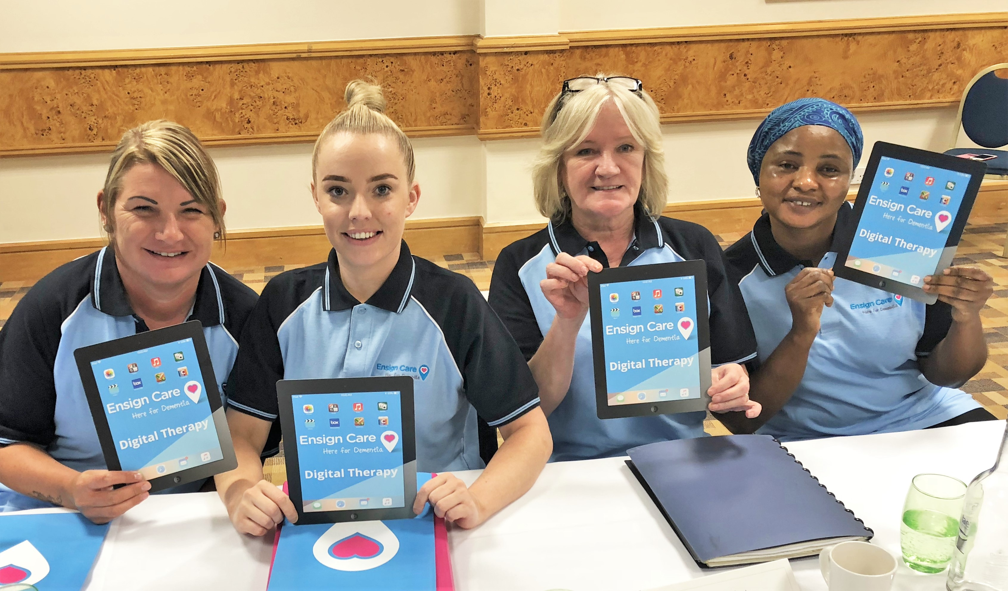 New Dementia Support Workers